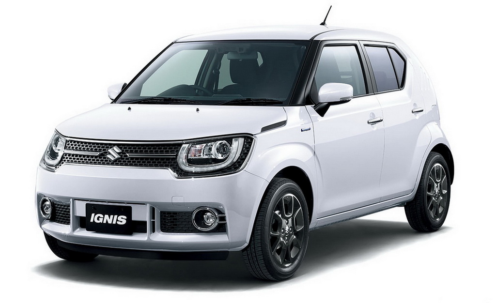 New Suzuki Ignis Is the Kind of Cheap Car We\'d Actually Buy Because ...