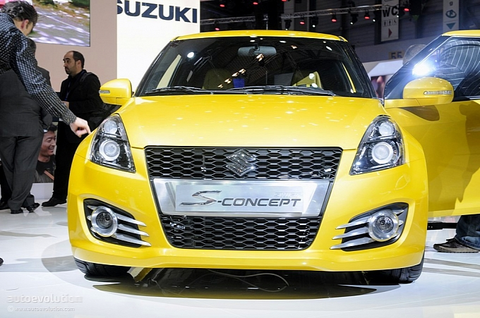 new suzuki swift sport coming in 2012 with 136 hp autoevolution. Black Bedroom Furniture Sets. Home Design Ideas