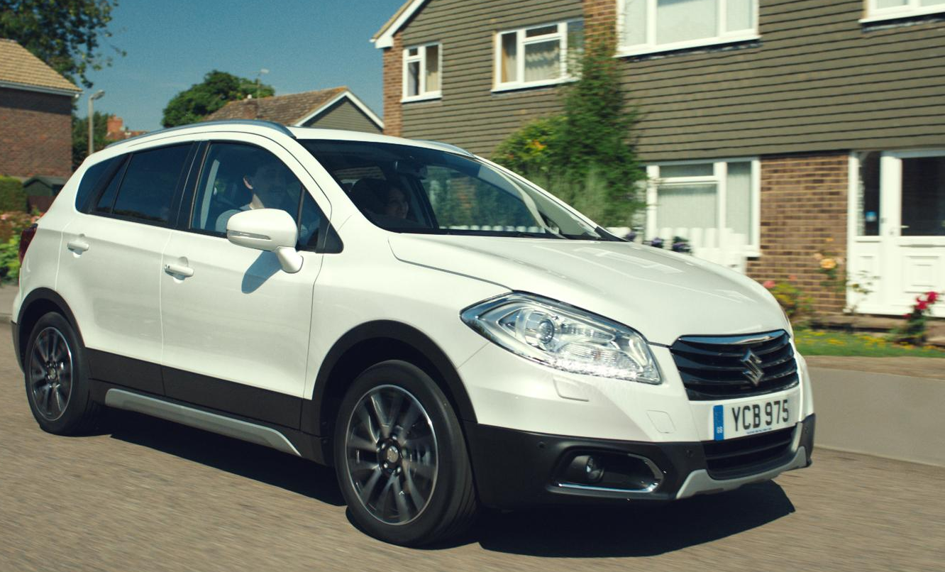 new suzuki sx4 s cross goes on sale in uk with neighbours. Black Bedroom Furniture Sets. Home Design Ideas