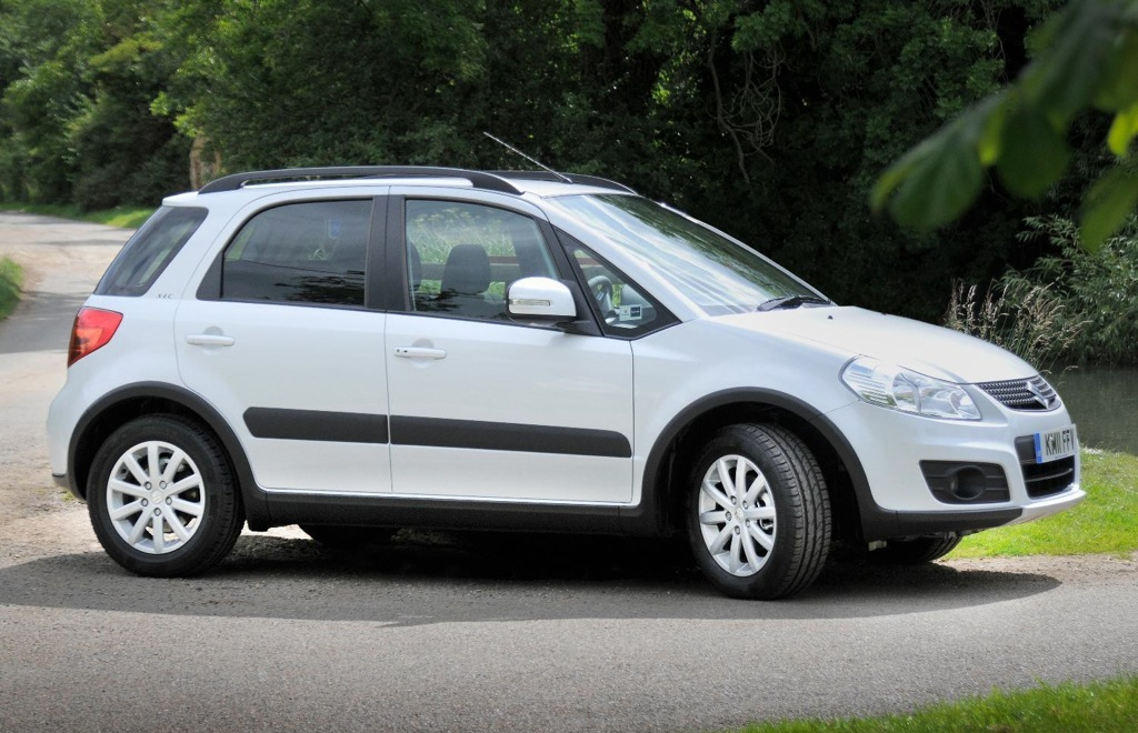 Suzuki Sx Sportback For Sale