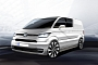 New T6 Volkswagen Transporter Coming in 2015