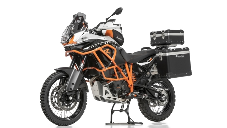 Touring Version Of The 2014 Ktm 1190 Adventure In The