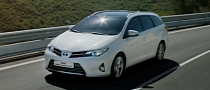 New Toyota Auris Touring Sports (Estate) First Commercial [Video]