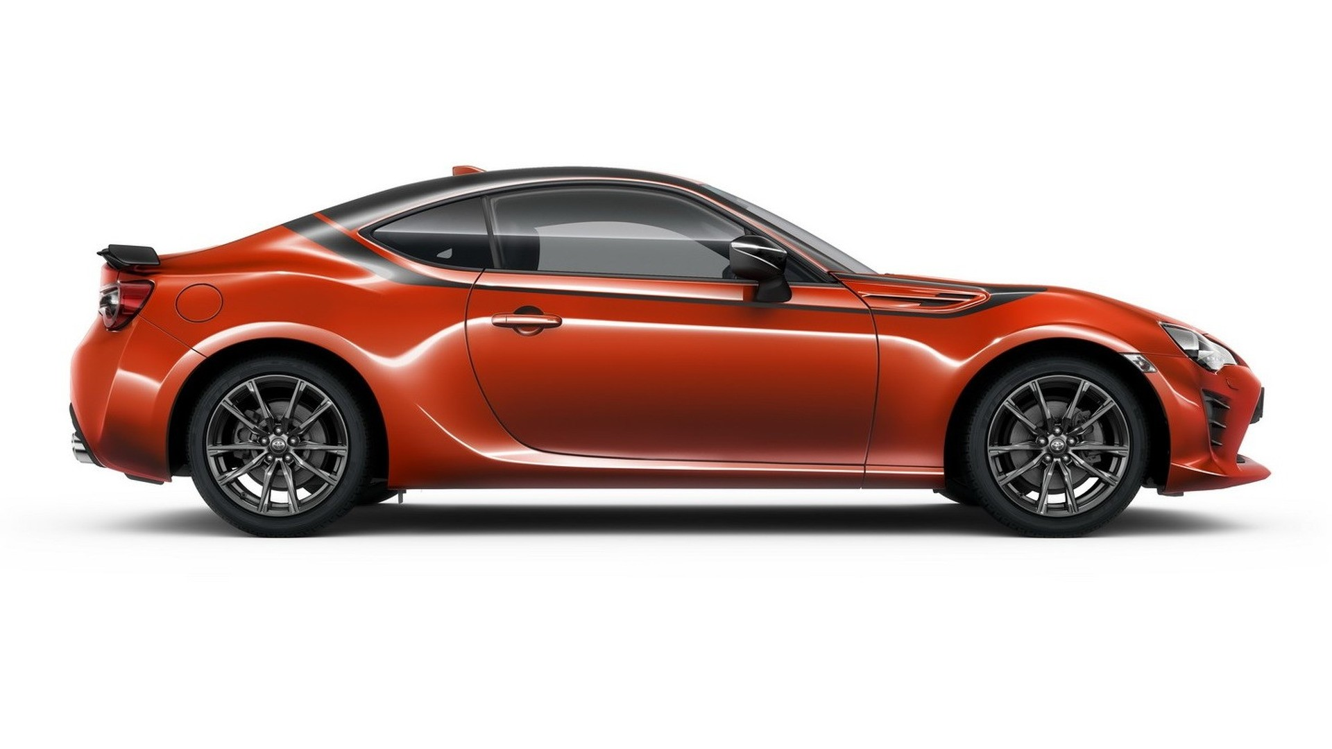 Beau ... 2017 Toyota GT86 Tiger (German Model) ...