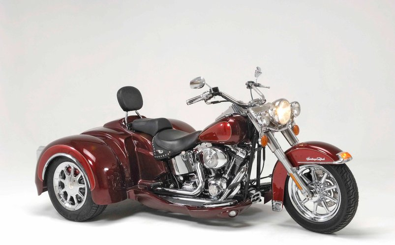 new trike kit for harley davidson autoevolution. Black Bedroom Furniture Sets. Home Design Ideas