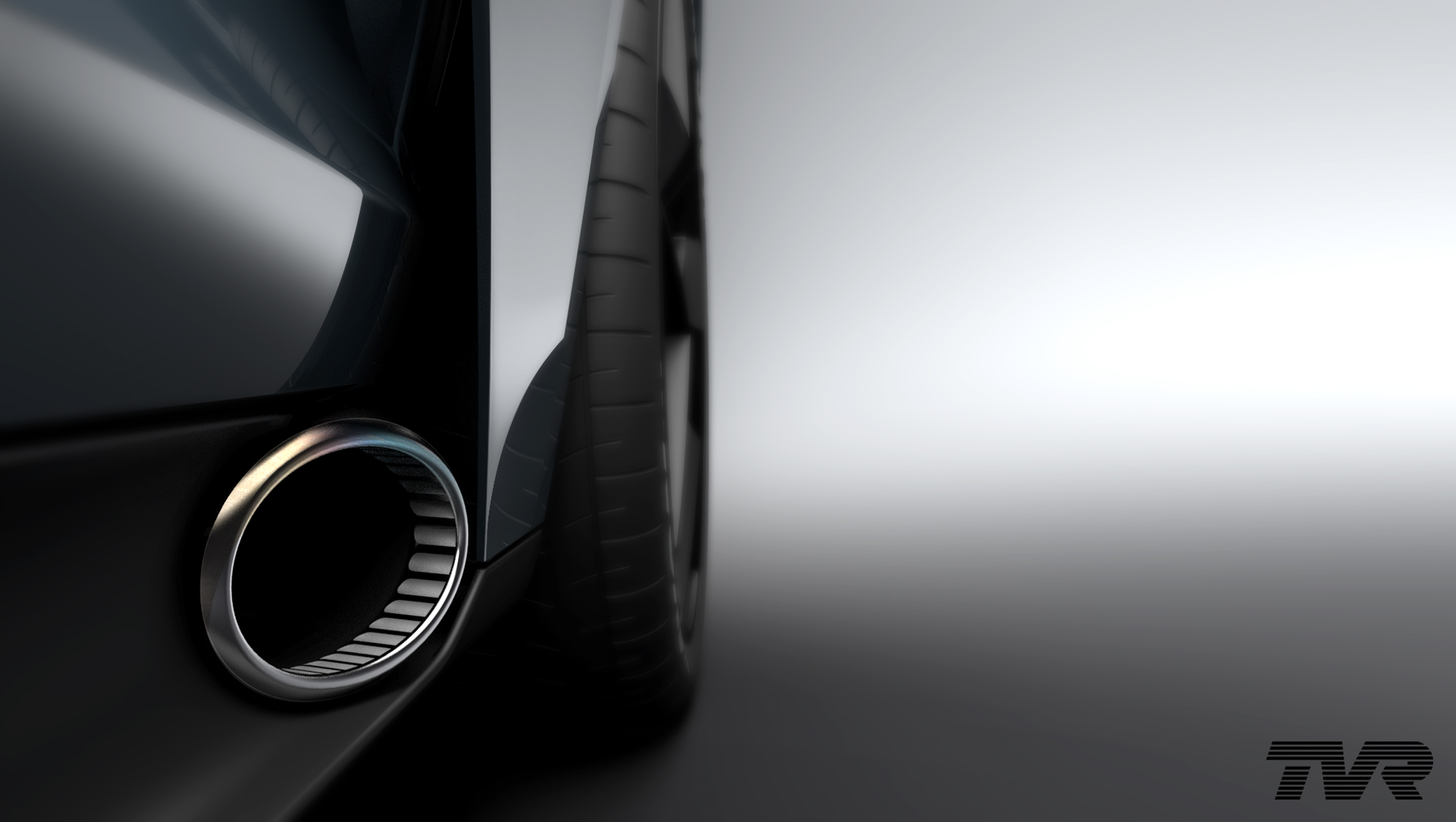 tvr sports car teased with side exit exhaust debuts at. Black Bedroom Furniture Sets. Home Design Ideas