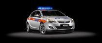 New Vauxhall Astra Police Car Hits UK Streets