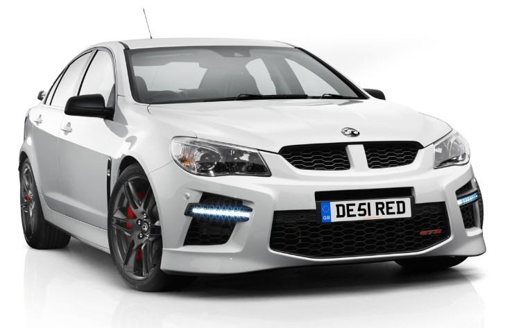 New Vauxhall VXR8 GTS Packs More HP than BMW M5, Mercedes E63 AMG [Photo Gallery]