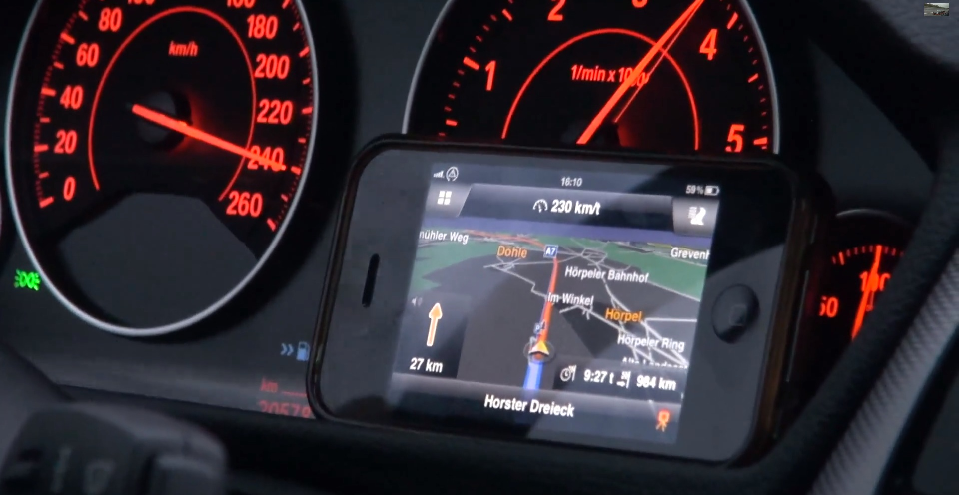 New Video Claims That Bmw S 320d Xdrive Is Actually Limited To 230 Km H Top Speed Autoevolution