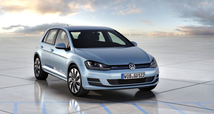 New Volkswagen Golf BlueMotion Averages 3.2 l/100Km