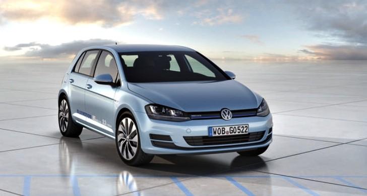 New Volkswagen Golf BlueMotion Averages 3.2 l/100Km - autoevolution