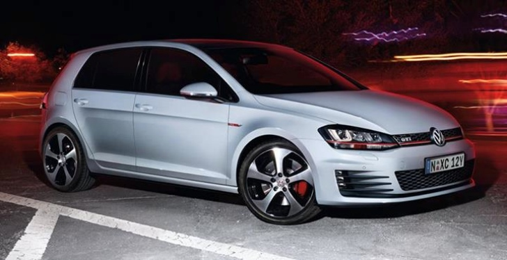 New Volkswagen Golf GTI Coming to Australia Only as a 5-Door