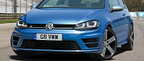 New Volkswagen Golf R Available in Britain