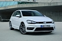 New Volkswagen Golf R-Line Revealed [Photo Gallery]