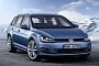 New Volkswagen Golf Variant Gets 4Motion