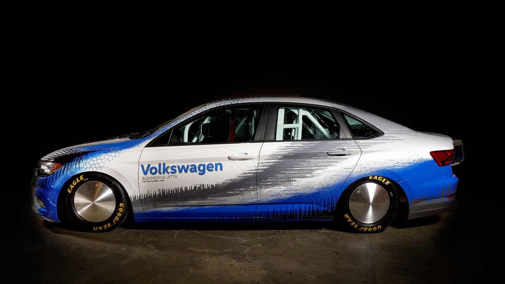 2020 volkswagen jetta gli teasedbonneville-prepped land speed