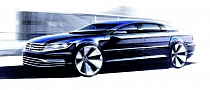 New Volkswagen Phaeton  Coming in 2015