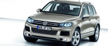 New Volkswagen Touareg German Prices Released