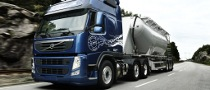 New Volvo FM MethaneDiesel Launched [Video]