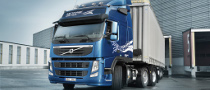 New Volvo FM MethaneDiesel Truck Makes Public Debut in Berlin