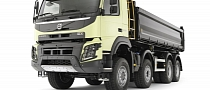 New Volvo FMX Truck Launched [Video][Photo Gallery]