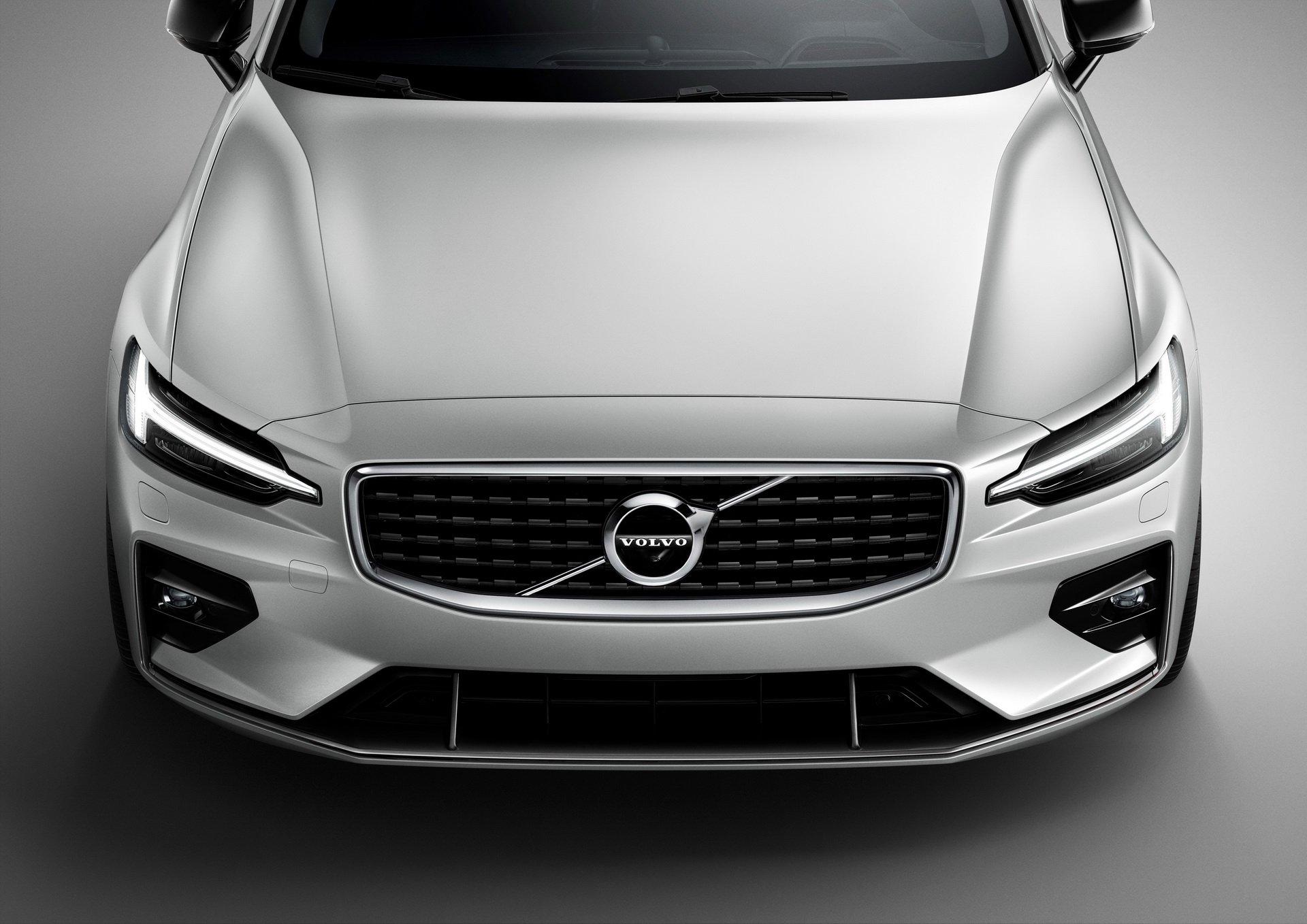 New Volvo V60 Gets Underwhelming R Design Body Kit
