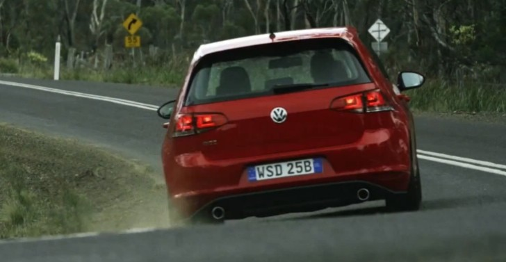 New VW Golf GTI Launches in Australia via Targa Tasmania [Video]
