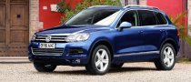 New VW Touareg UK Pricing Announced