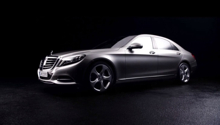 New W222 S-Class Trailer Hits The Web [Video]