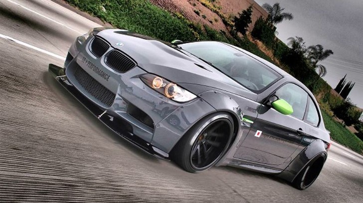 New Widebody BMW E92 M3s Are Out of Control at LTMW [Photo Gallery]