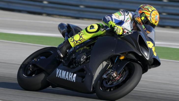 New Yamaha YZF-R1 to Be Tested by Valentino Rossi, WSBK ...