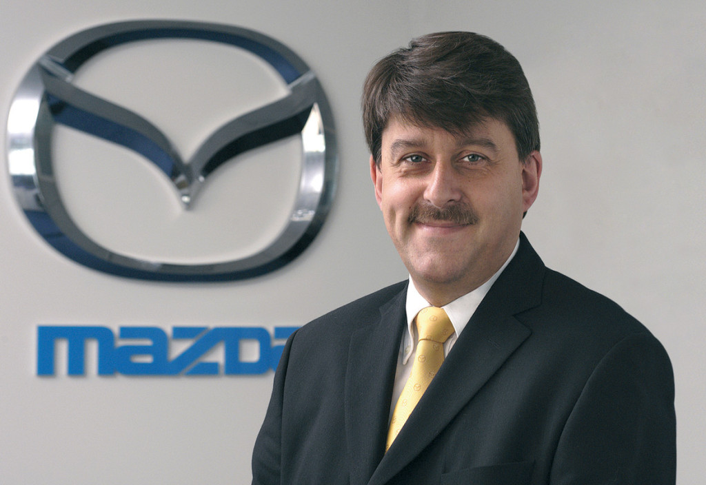 Philip Waring Is Mazda Europe 39 S New Coo Autoevolution