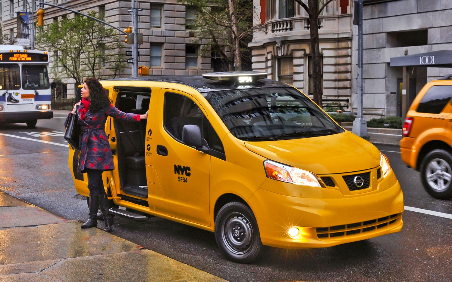 "New York City Can Carry On with ""Taxi of Tomorrow"" Program ..."