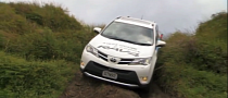 New Zealand Toyota RAV4 Off-Road Challenge [Video]