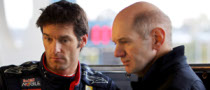 Newey Fancies Webber Stay in 2012