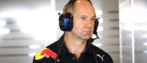 Newey Flattered by Red Bull Exhaust Copycats