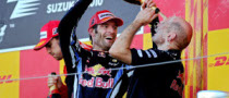 Adrian Newey Should Be Knighted - Webber