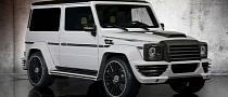 Newport Convertible Wants to Turn the 2013 Mercedes G-Class into a 2-Door