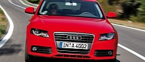 Next Audi A4 to Look More Dynamic