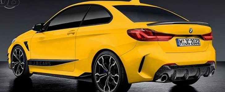 Next Bmw 2 Series Coupe Rendered Will Remain Rwd
