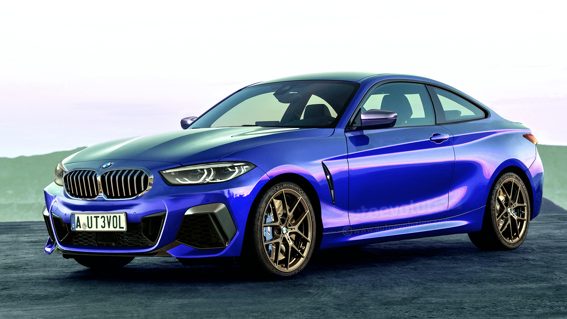 Next Bmw 2 Series Coupe Will Be Rwd And This Is What It Might Look Like Autoevolution