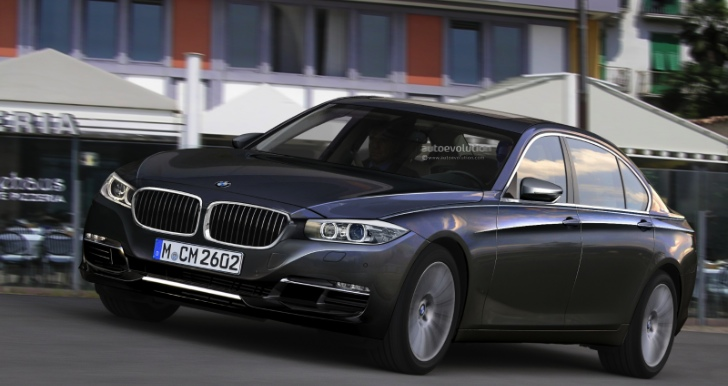 Next BMW 7-Series Gets Speculatively Rendered