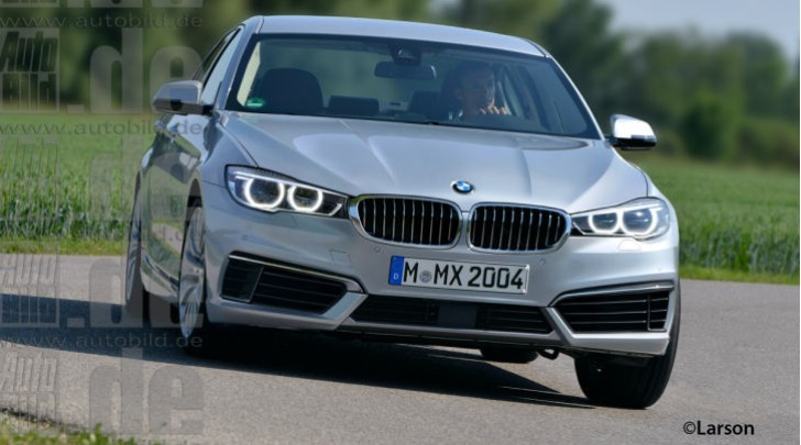 Next BMW M5 to Have over 600 HP - Report