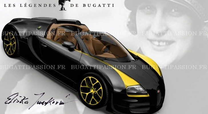 next bugatti veyron legends model to be called elizabeth junek autoevolution. Black Bedroom Furniture Sets. Home Design Ideas