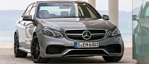 Next E-Class Will Have a Straight-Six Engine?
