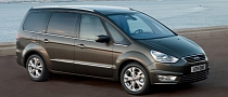 Next Ford Galaxy to Be Bigger
