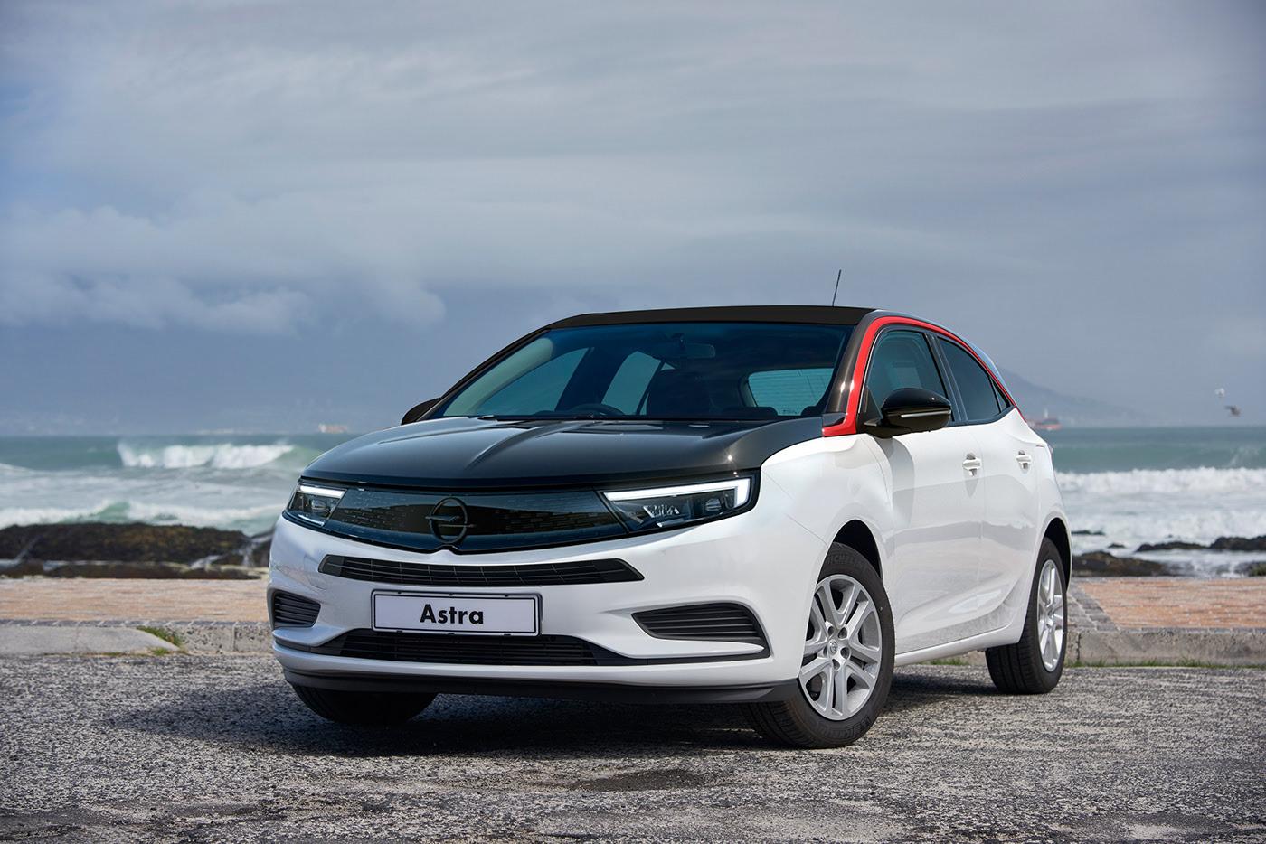 Next-Gen 4 Opel Astra Rendered with Mokka Design - autoevolution