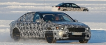 Next-Gen BMW G11 7 Series Will Be Lighter Than F10 5 Series