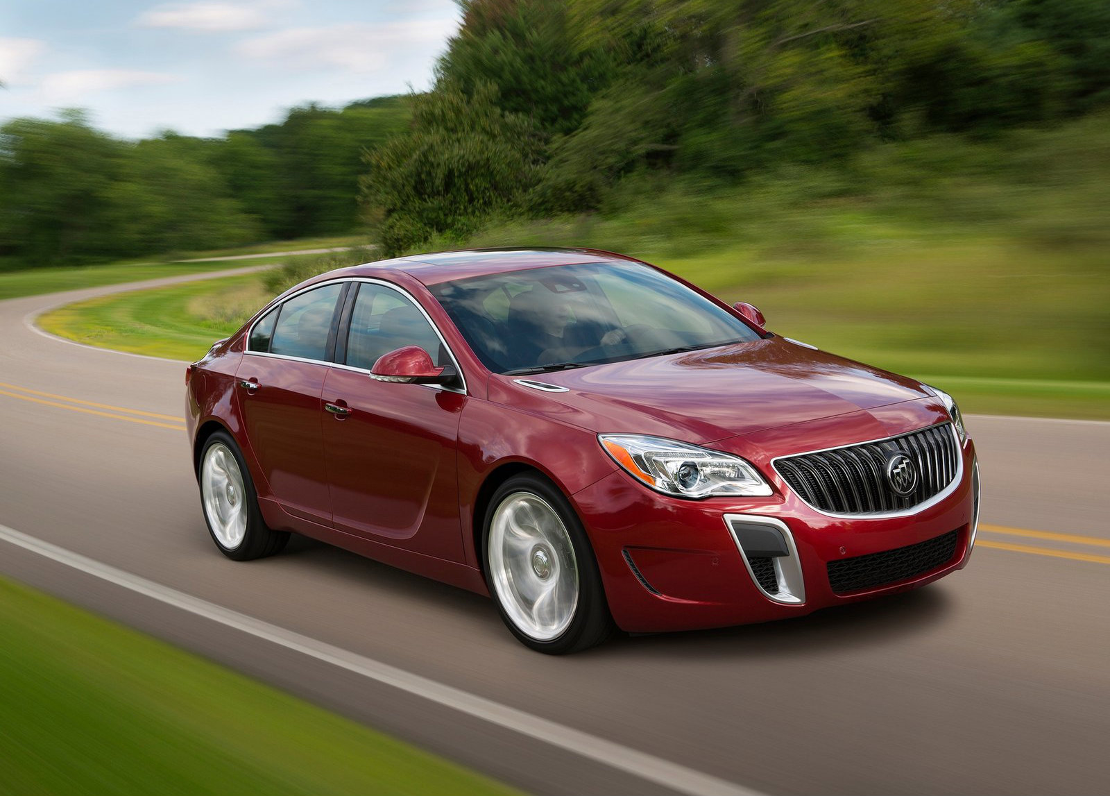 next gen buick regal might be assembled at opel 39 s russelsheim plant in germany autoevolution. Black Bedroom Furniture Sets. Home Design Ideas