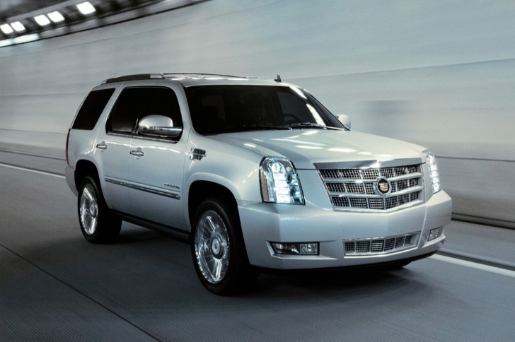 Next-Gen Cadillac Escalade to Arrive in Spring 2014
